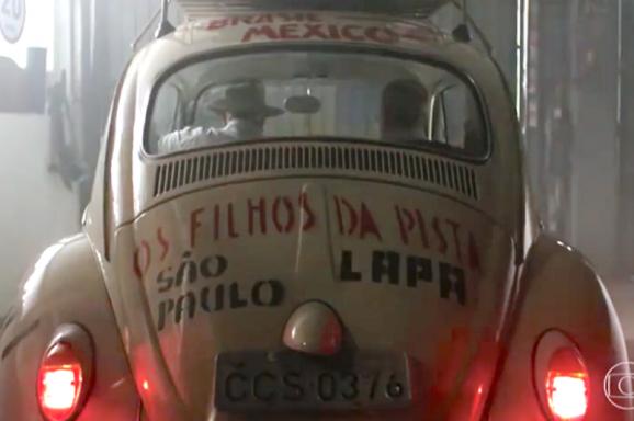 FILHOS DA PISTA